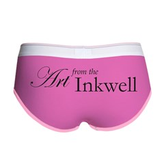 Art from the Inkwell Women's Boy Brief