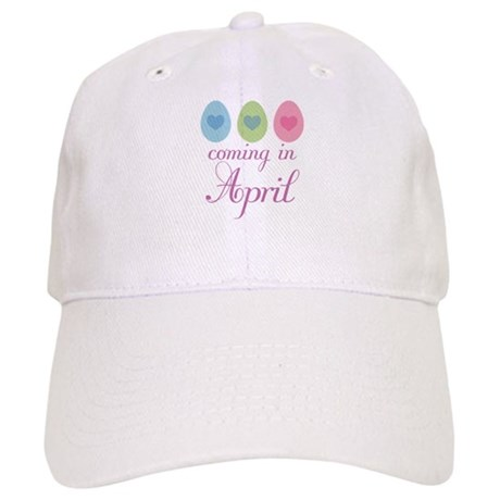 April Maternity Easter Egg Cap