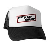 Cool Fist pump Trucker Hat