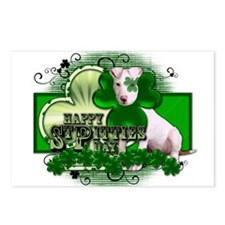 Happy St Pitties Day - Pitbul Postcards (Package o