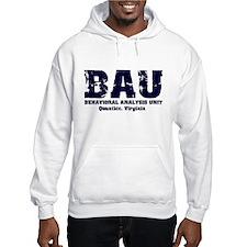 BAU Criminal Minds Jumper Hoodie