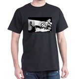 Steely Dan and the Protoplasm Man T-shirt (dark)