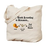 GM Foods Tote Bag