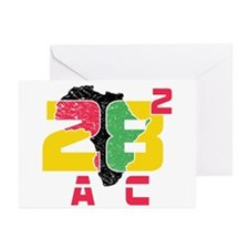 28 Squared AC Greeting Cards (Pk of 20)
