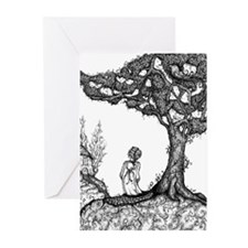 Unique Detail Greeting Cards (Pk of 10)
