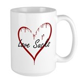 Love Sucks Mug