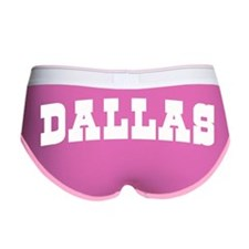 Dallas Women's Boy Brief
