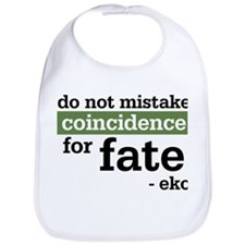 Lost Mr. Eko Quote Bib