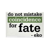 Lost Mr. Eko Quote Rectangle Magnet (10 pack)