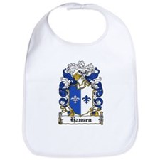 Hansen Coat of Arms Bib