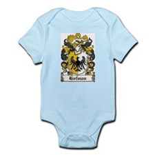 Hofman Coat of Arms Infant Creeper