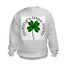 Daddy's Wee Man Sweatshirt