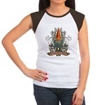 GNOOKIE GNOME Women's Cap Sleeve T-Shirt