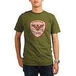 Border Patrol Del Rio SRT Organic Men's T-Shirt (d