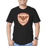 Border Patrol Del Rio SRT Men's Fitted T-Shirt (da