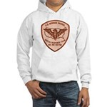 Border Patrol Del Rio SRT Hooded Sweatshirt