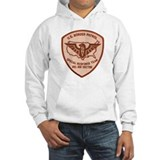 Border Patrol Del Rio SRT Hoodie