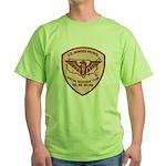Border Patrol Del Rio SRT Green T-Shirt