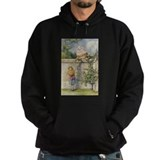 Alice and Humpty Dumpty Hoodie