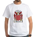 Marschall Coat of Arms White T-Shirt