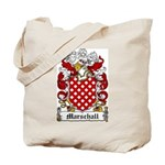 Marschall Coat of Arms Tote Bag