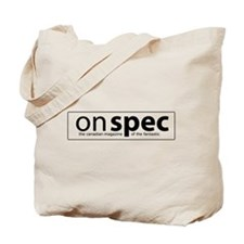 On Spec Tote Bag