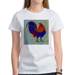 Impressionist Gamecock Women's T-Shirt