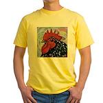 Cochin Head Yellow T-Shirt