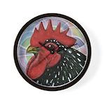 Cochin Head Wall Clock