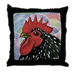 Cochin Head Throw Pillow