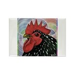 Cochin Head Rectangle Magnet (100 pack)