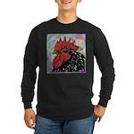 Cochin Head Long Sleeve Dark T-Shirt