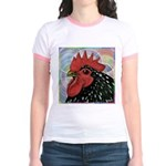 Cochin Head Jr. Ringer T-Shirt