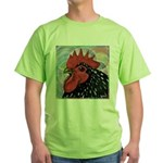 Cochin Head Green T-Shirt