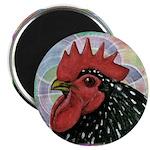 "Cochin Head 2.25"" Magnet (100 pack)"