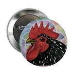 "Cochin Head 2.25"" Button"