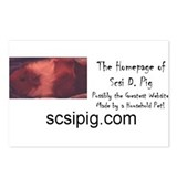 Scsi Postcards (Package of 8)