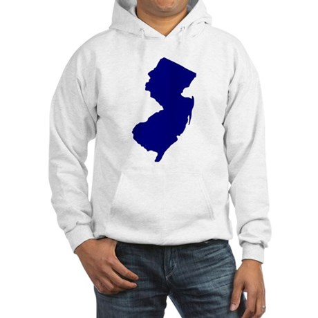 New Jersey Hooded Sweatshirt
