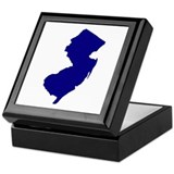 New Jersey Keepsake Box