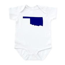 Oklahoma Infant Bodysuit