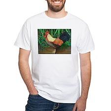 Shirt Rooster w/grasshopper