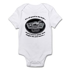 Pentagon Joke Infant Bodysuit
