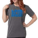 Los Angeles Police Band Women's Cap Sleeve T-Shirt