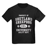 Property of Shetland Sheepdog Univ. T