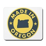Made in Oregon Mousepad