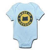 Made in Oregon Onesie