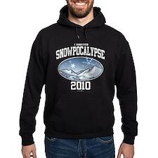 I Survived Snowpocalypse 2010 Hoodie