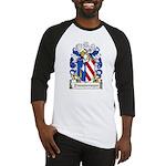 Zimmerman Coat of Arms Baseball Jersey