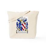 Zimmerman Coat of Arms Tote Bag