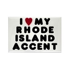 RI Accent Rectangle Magnet (10 pk)